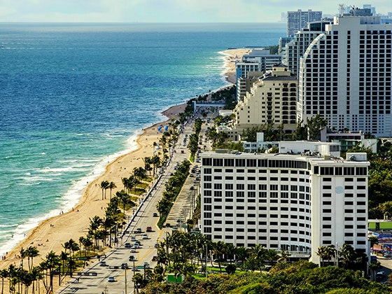 Three-Night Stay for Two at Sonesta Fort Lauderdale Beach sweepstakes