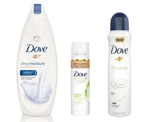Dove Fitness Package sweepstakes