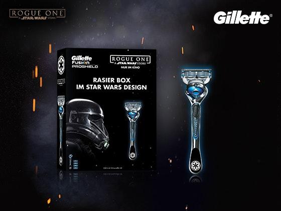 Gewinnset von Gillette Gewinnspiel
