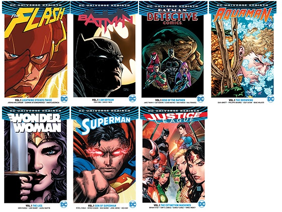 DC Comics Set sweepstakes