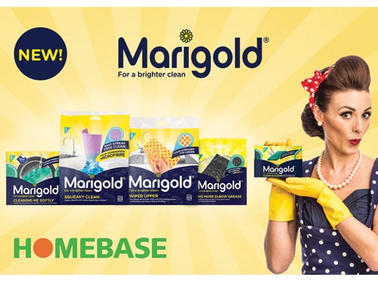 £100 Homebase gift card courtesy of Marigold sweepstakes