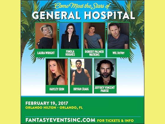 VIP Soap Opera Package for Orlando sweepstakes