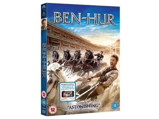Ben-Hur sweepstakes