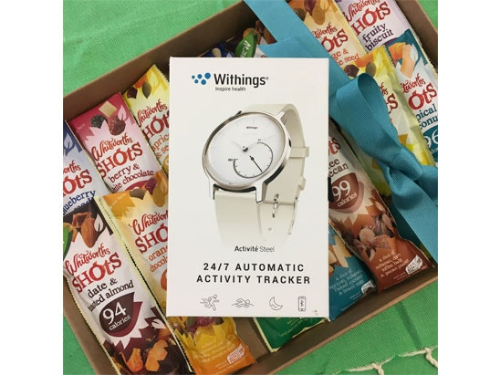 withings sweepstakes