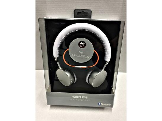 Goji Wireless Bluetooth headset sweepstakes