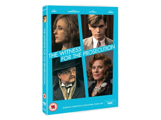 The Witness for the Prosecution DVD sweepstakes