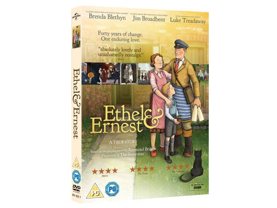 Ethel & Ernest on DVD sweepstakes