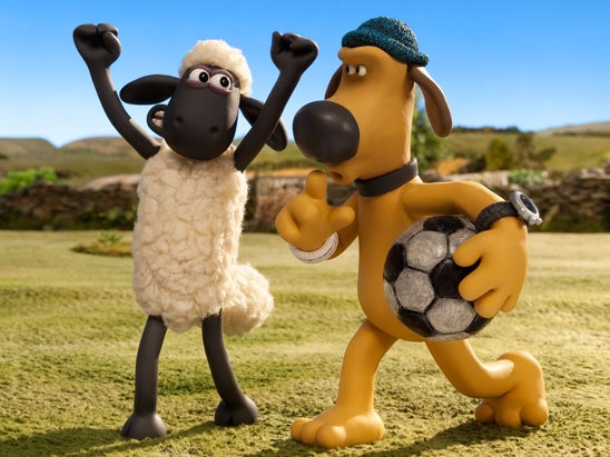 SHAUN THE SHEEP: PIZZA PARTY sweepstakes