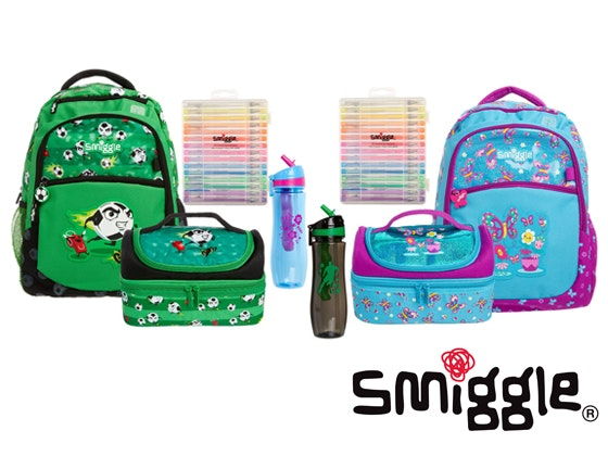 Smiggle Back to School Prize Packs sweepstakes