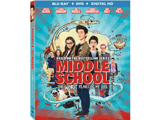 J-14: Middle School: The Worst Days of My Life DVD sweepstakes