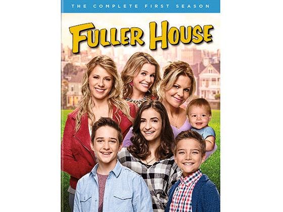J-14: Fuller House Season 1 DVD sweepstakes