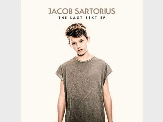 J-14: Jacob Sartorius' EP The Last Text sweepstakes
