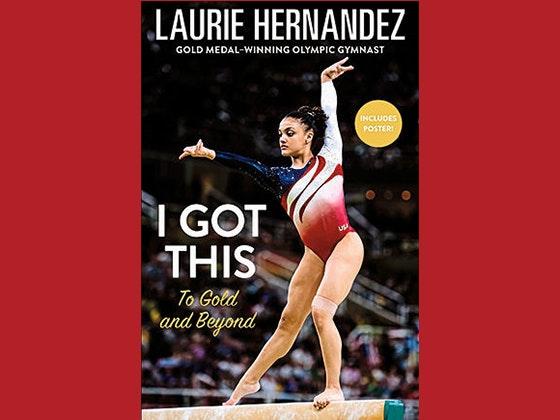 J-14: Laurie Hernandez Book sweepstakes