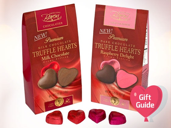 V-Day Gift Guide: Year of Chocolate from Baron Chocolatier sweepstakes