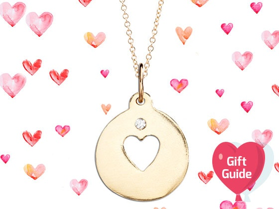 V-Day Gift Guide: Helen Ficalora Necklace sweepstakes