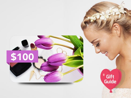 V-Day Gift Guide: beGlammed Gift Card sweepstakes