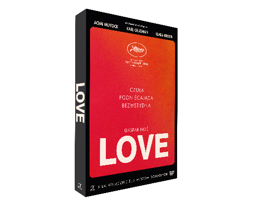 DVD Love sweepstakes