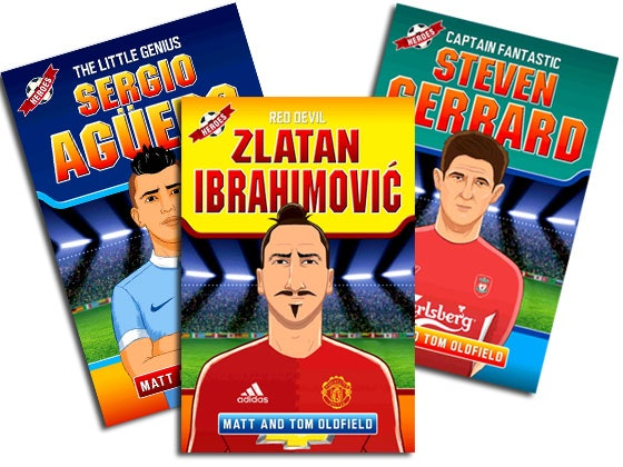AWESOME FOOTY BOOKS! sweepstakes