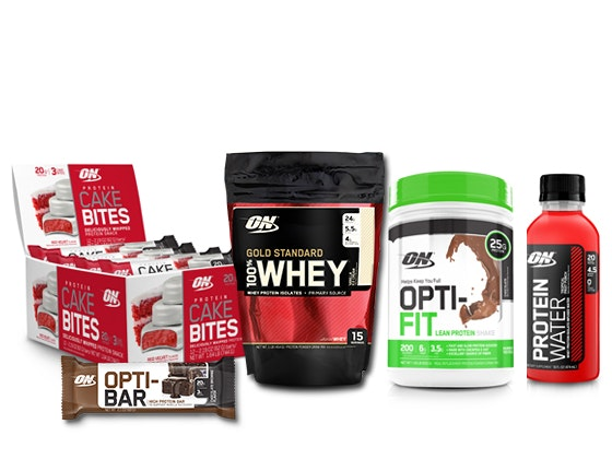 Optimum Nutrition Protein Prize Pack sweepstakes