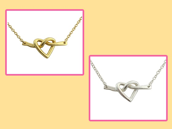 IsabelleGrace Twisted Love Necklace sweepstakes
