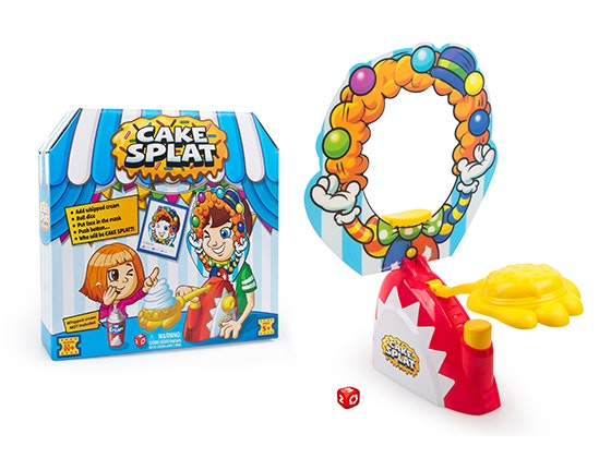 GW Bake it Up: Cake Splat Game sweepstakes