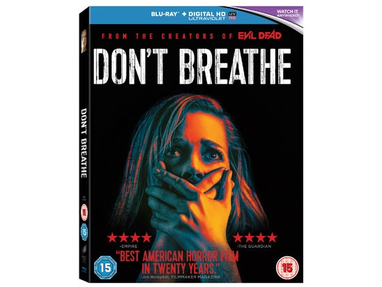 Don't Breathe  sweepstakes
