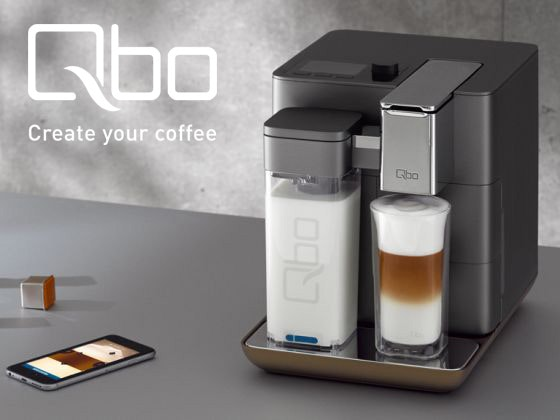 Qbo – Create your coffee Gewinnspiel