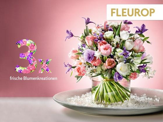 Blumenstrauß-Abo von Fleurop! Gewinnspiel