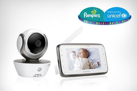 Motorola Babyphone gewinnen Gewinnspiel