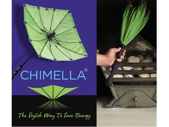 Win a Chimella Chimney Umbrella sweepstakes