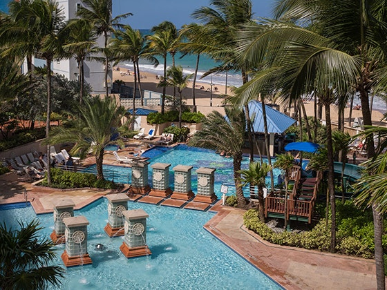 Stay for Two at San Juan Marriott Resort sweepstakes