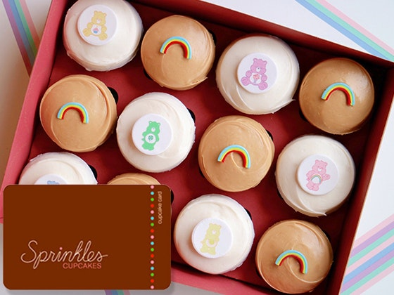 Care Bears and Sprinkles Prize Package sweepstakes