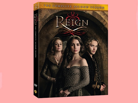 Reign season2 giveaway