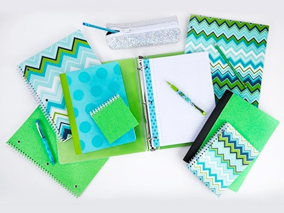 Win trendy school supplies from office depot j 14 magazine for Trendy office supplies