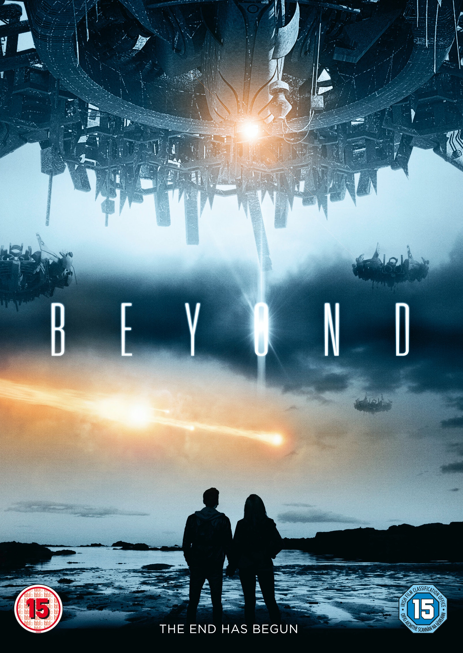 win a copy of Beyond on DVD sweepstakes