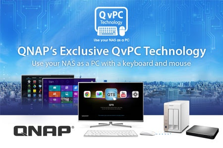 QNAP sweepstakes