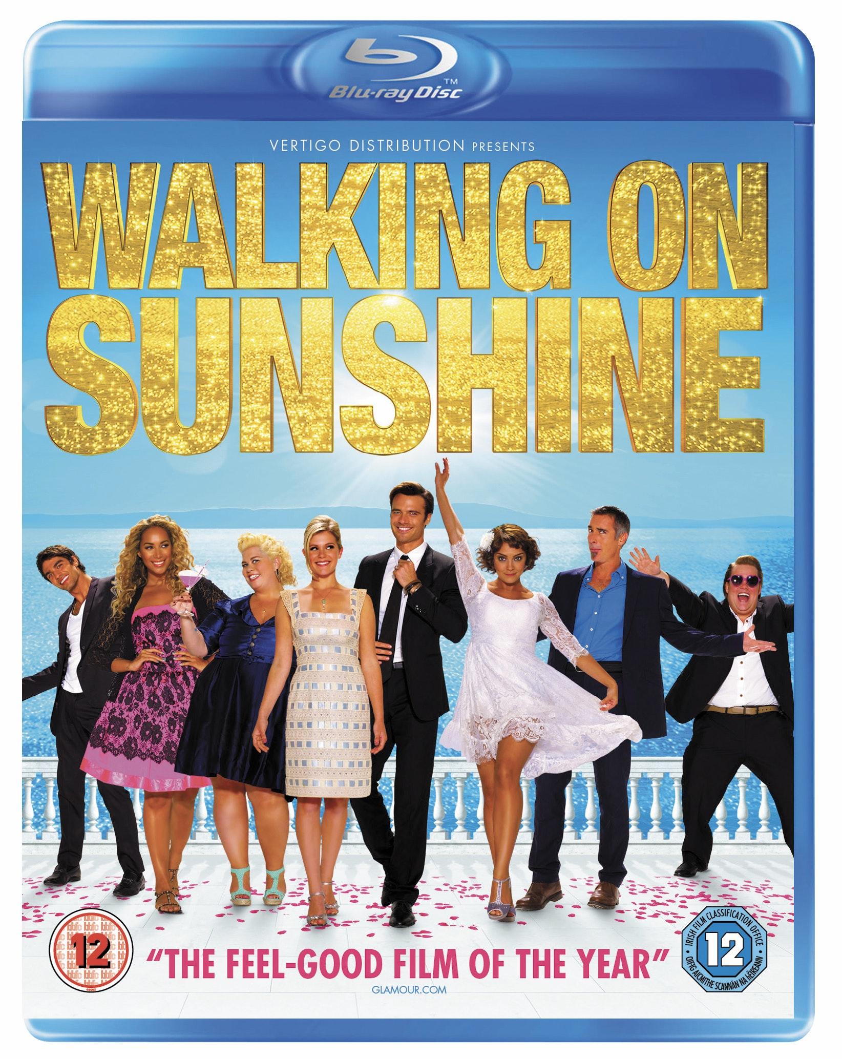 Walking on Sunshine sweepstakes