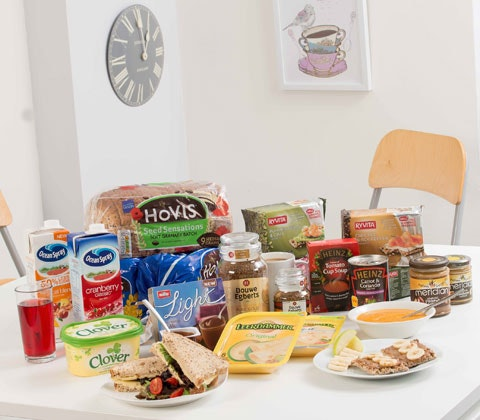 IT'S LUNCHTIME sweepstakes