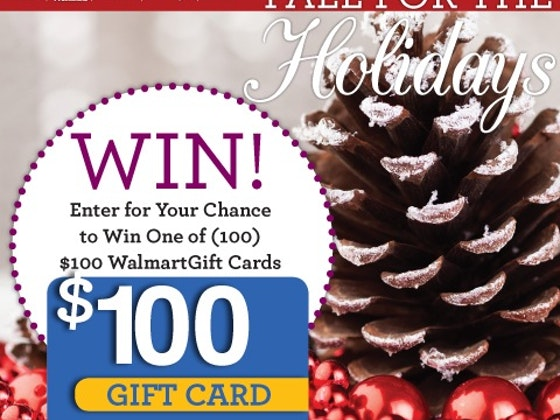 how to win a walmart gift card