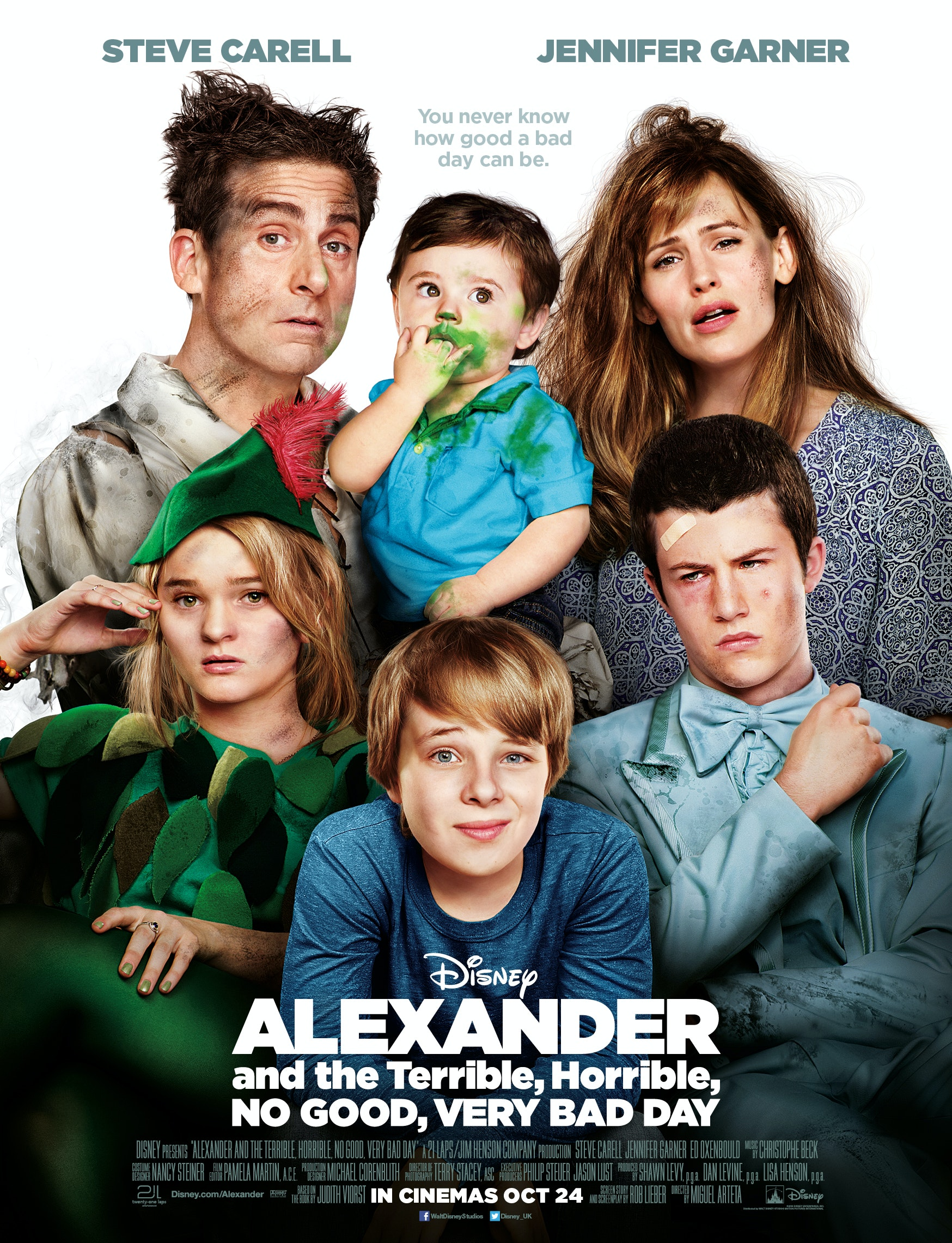 Alexander and the Terrible, Horrible, No Good, Very Bad Day sweepstakes