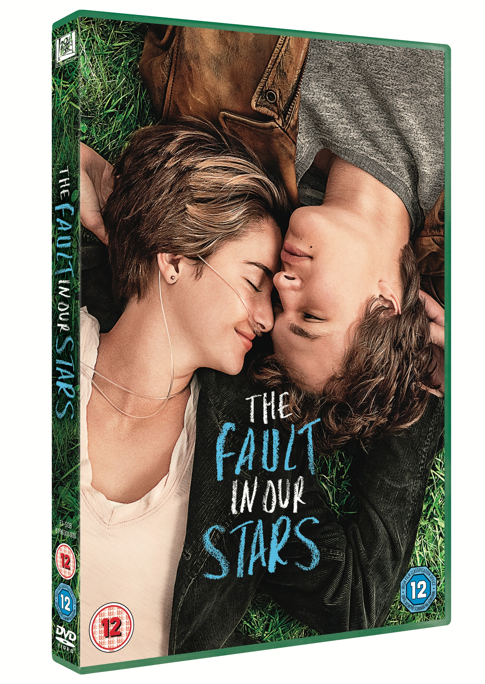The Fault In Our Stars on Blu-ray sweepstakes
