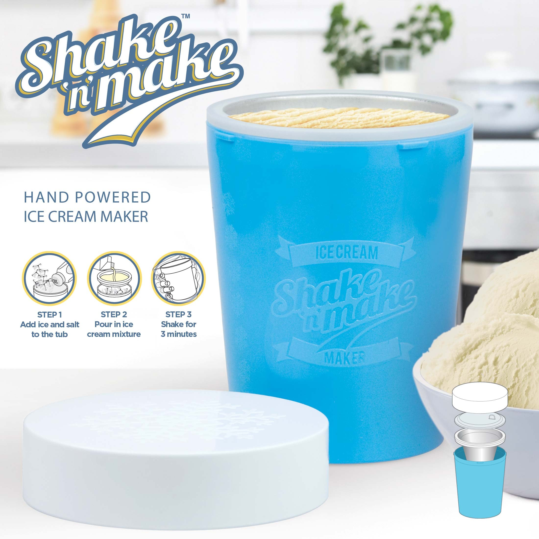 Shake 'n' Make sweepstakes
