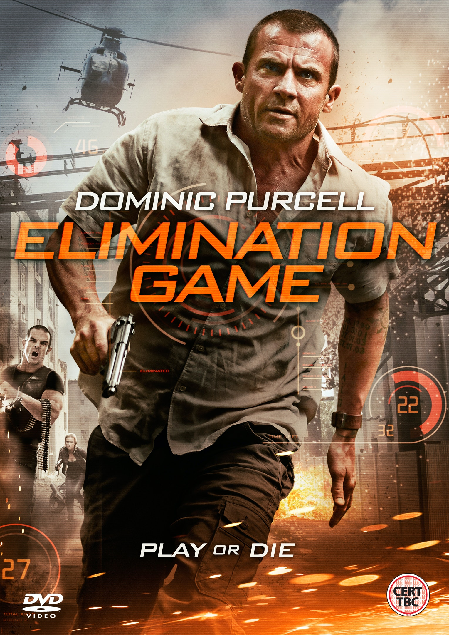 Elimination Game sweepstakes