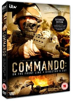 Commando: On The Front Line on DVD sweepstakes