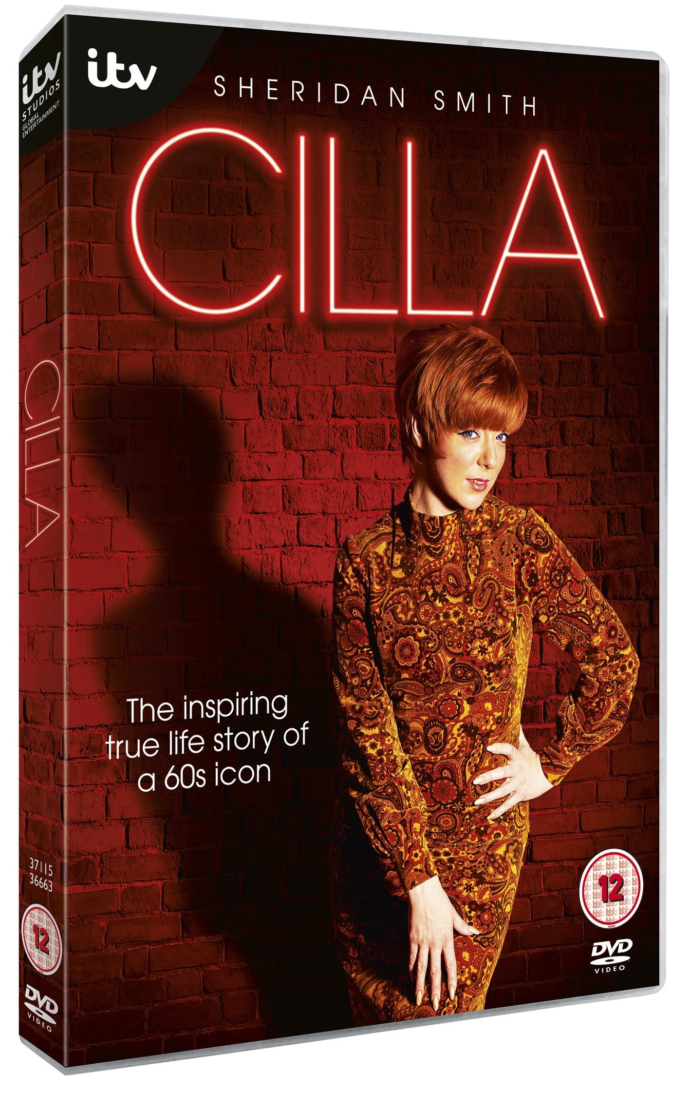 Cilla DVD sweepstakes