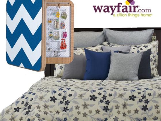 Win Home Decor From Wayfair Woman 39 S World