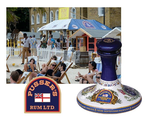 Pusser's Rum sweepstakes