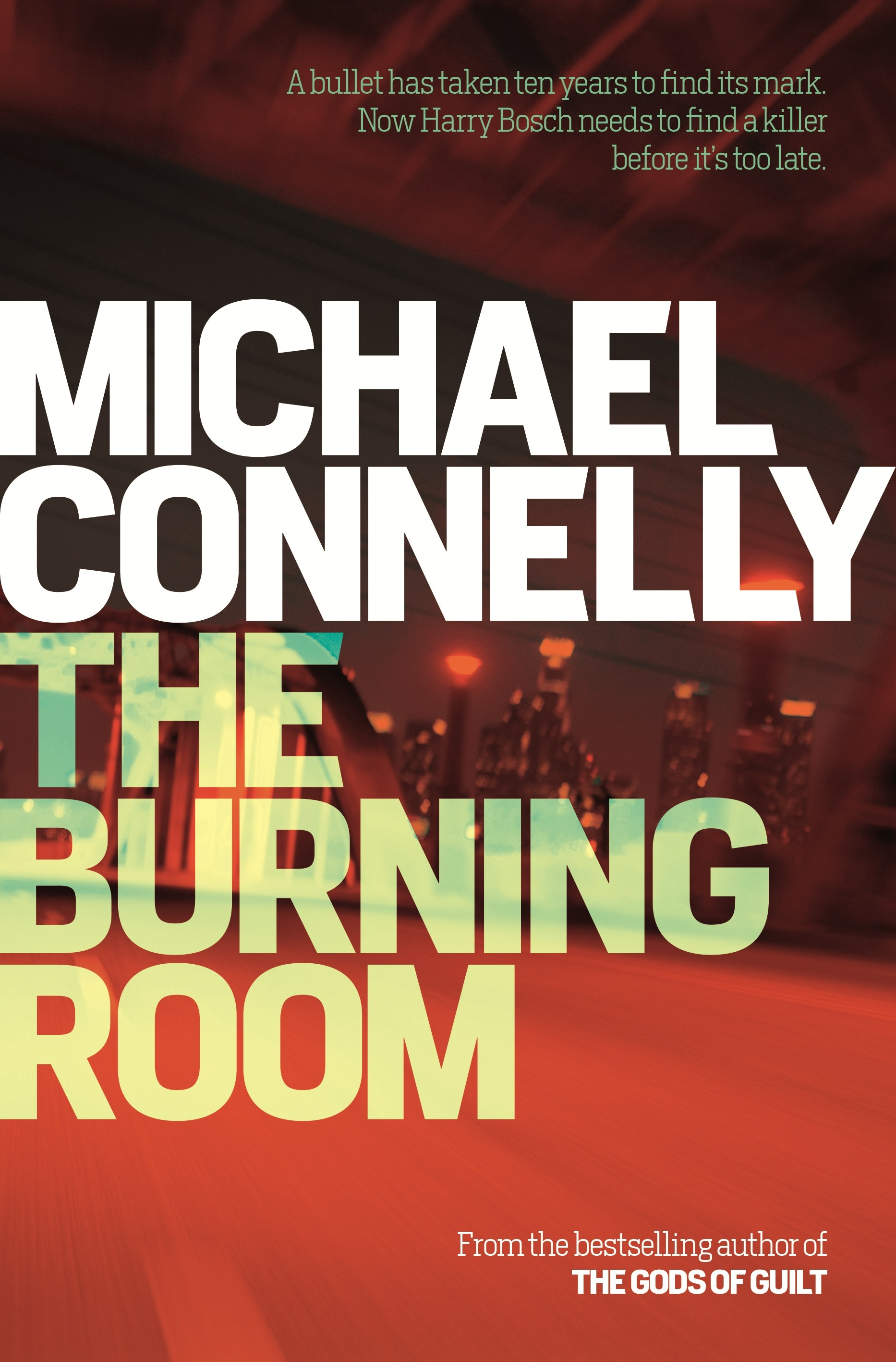 The Burning Room sweepstakes