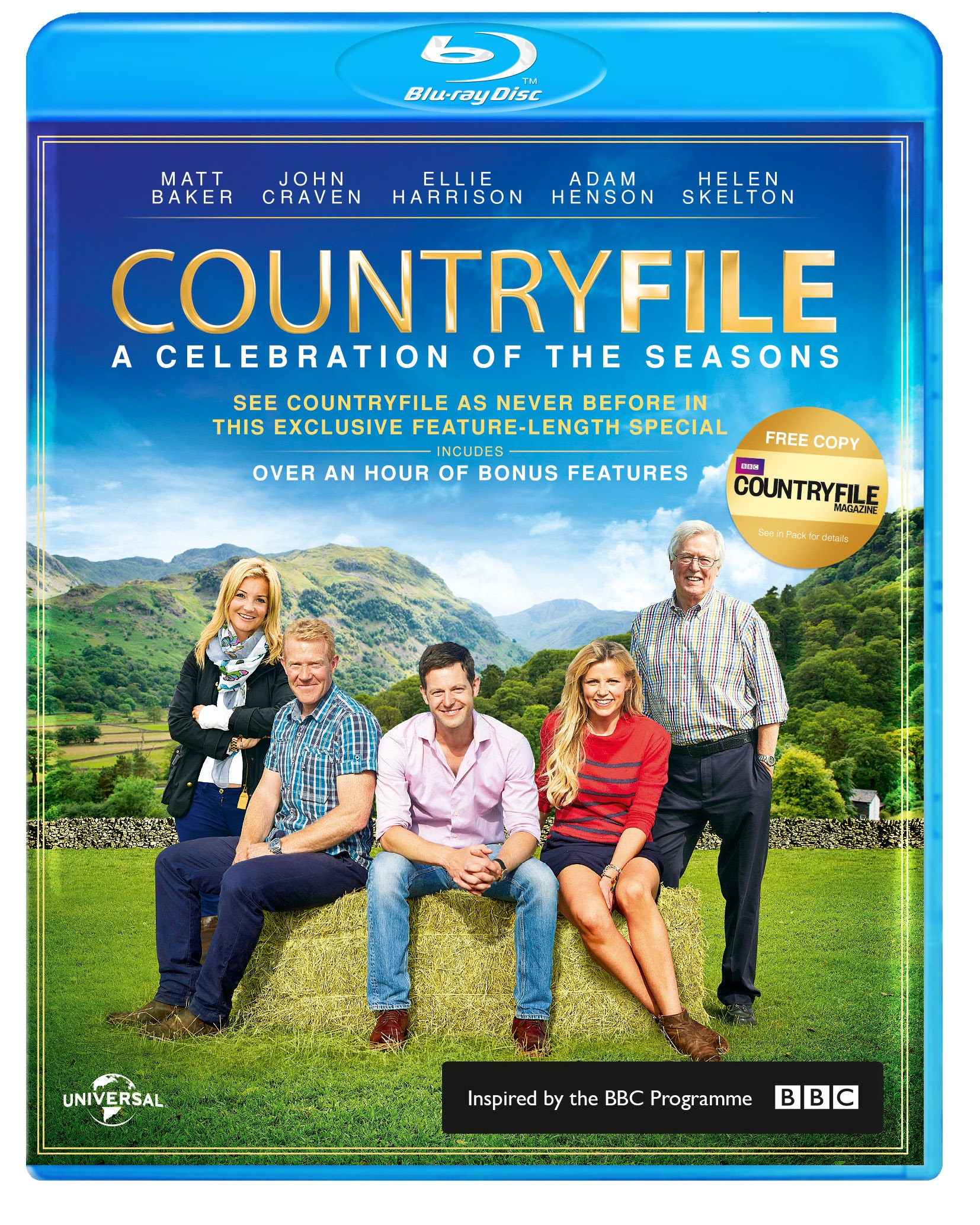 Countryfile: A Celebration Of The Seasons sweepstakes