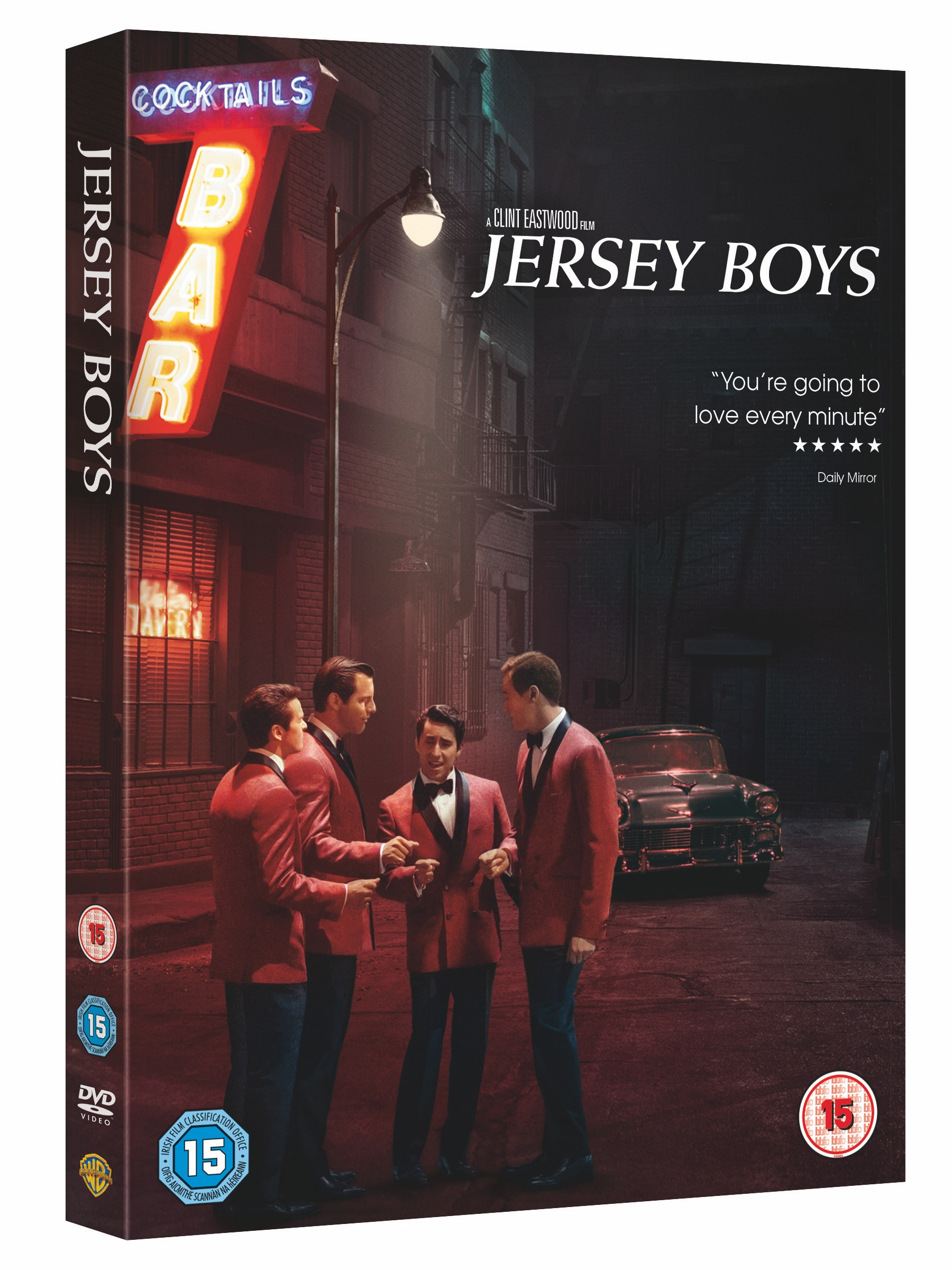 Jersey Boys sweepstakes